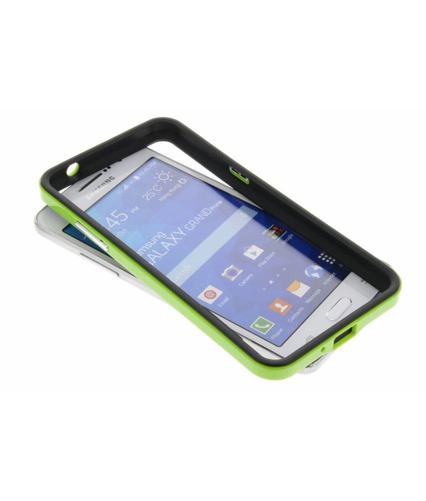 Groen bumper Samsung Galaxy Grand Prime