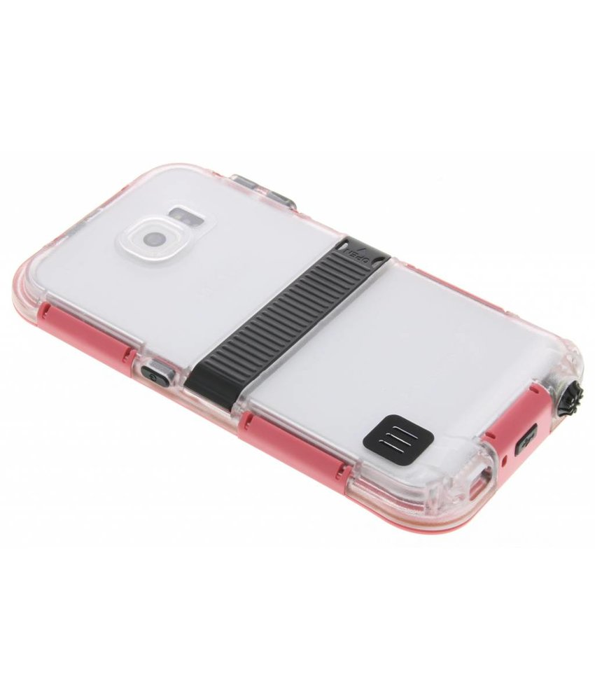 Redpepper CLS Waterproof Case Samsung Galaxy S6 - Roze