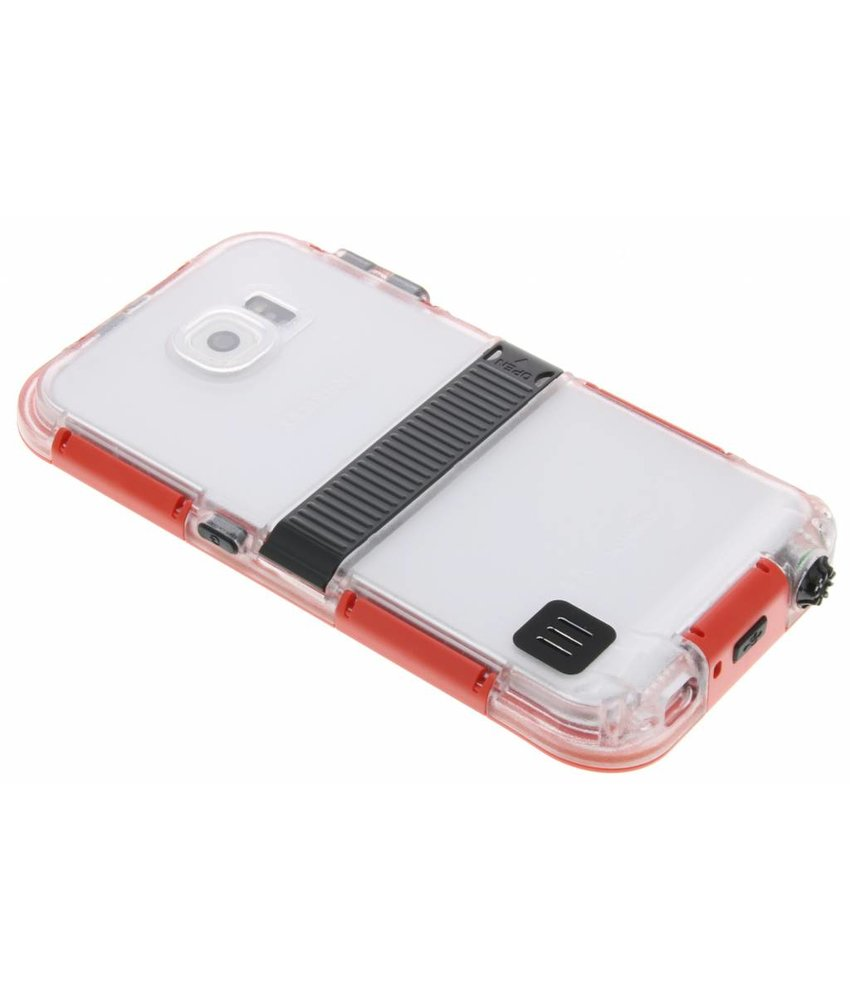 Redpepper CLS Waterproof Case Samsung Galaxy S6 - Rood