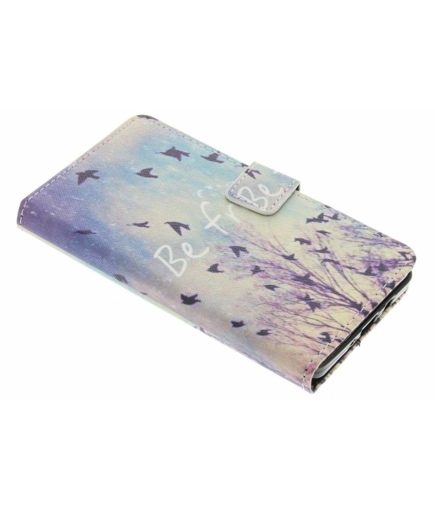 Design TPU booktype hoes Samsung Galaxy A5