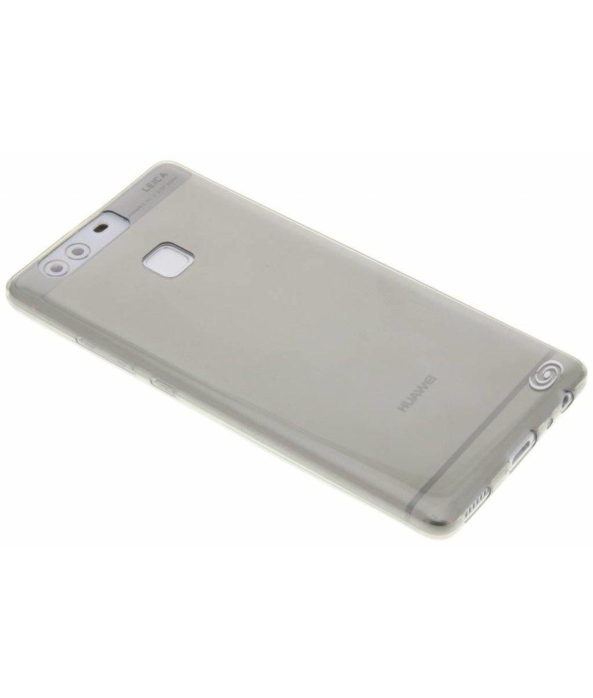 Fonex Invisible Ultra Thin Case Huawei P9 - Zwart