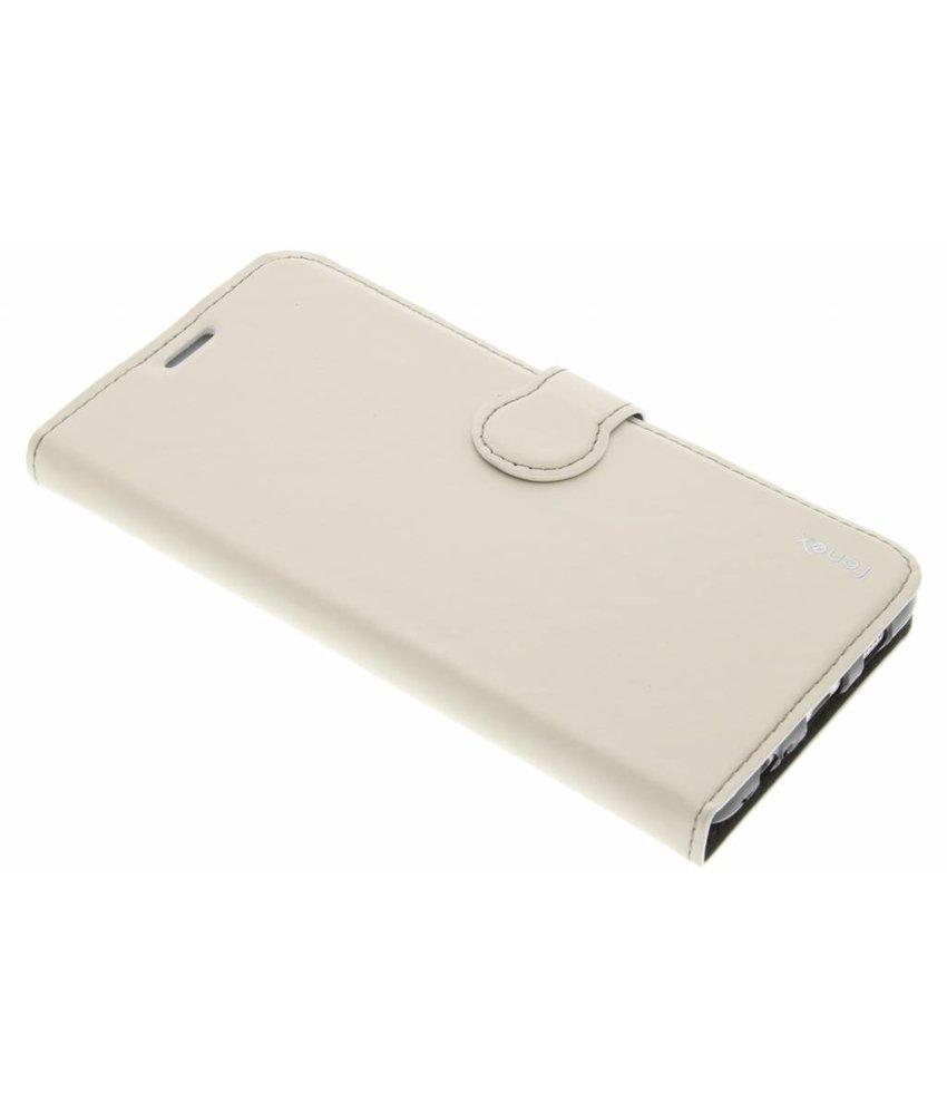 Fonex Identity Bookcase Samsung Galaxy S6 Edge Plus - Wit
