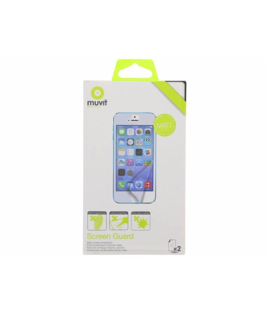 Muvit Duo Pack Screen Guard Matte iPhone 5c