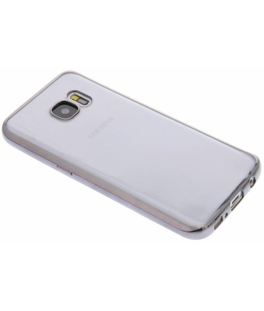 Fonex Sparkling Soft Case Samsung Galaxy S7 - Zwart