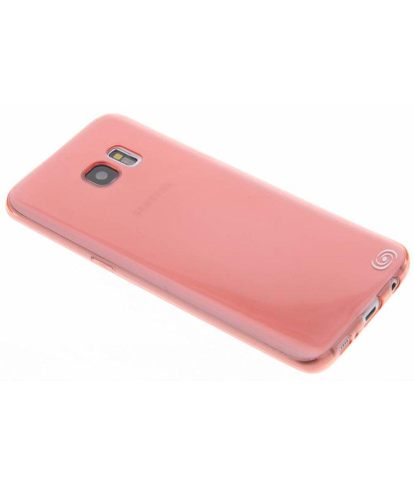 Fonex Invisible Ultra Thin Case Samsung Galaxy S7 Edge - Rood