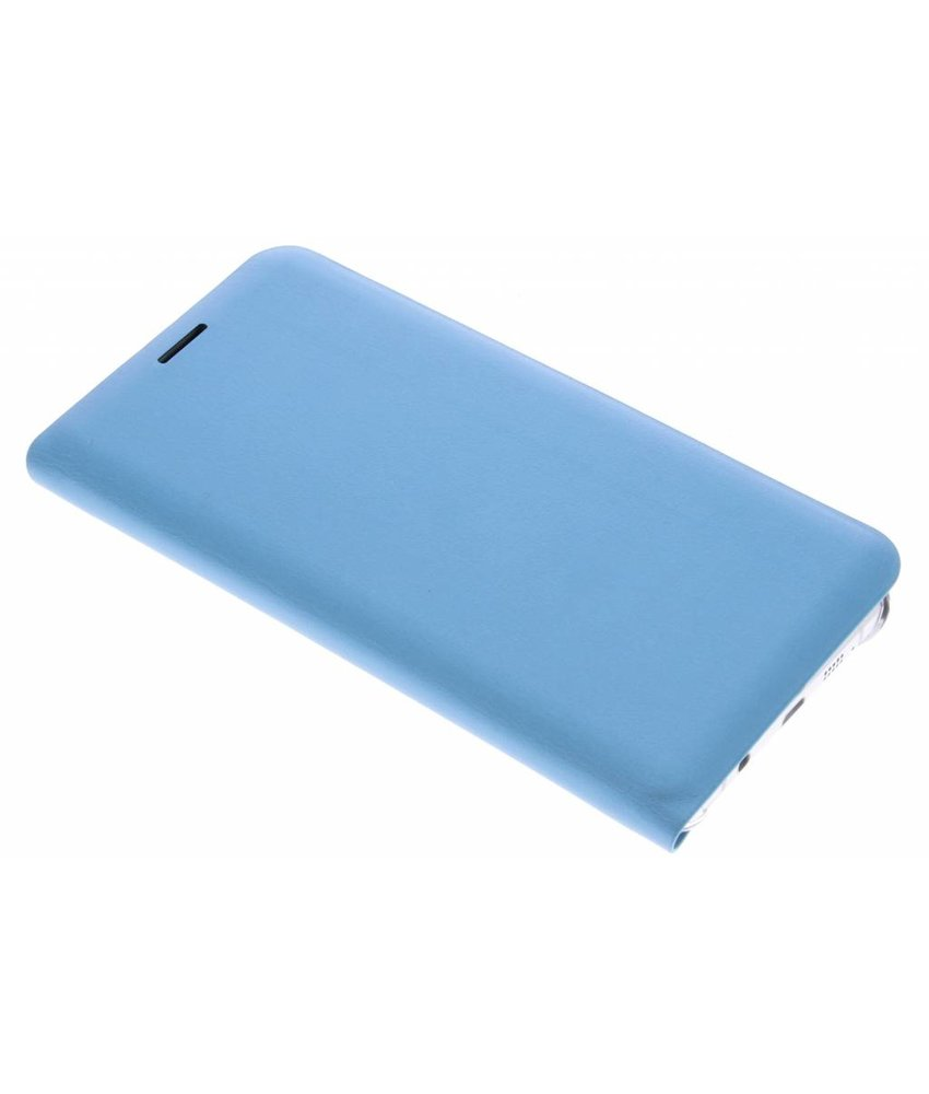 Turquoise luxe slim booktype hoes Samsung Galaxy A7 (2016)