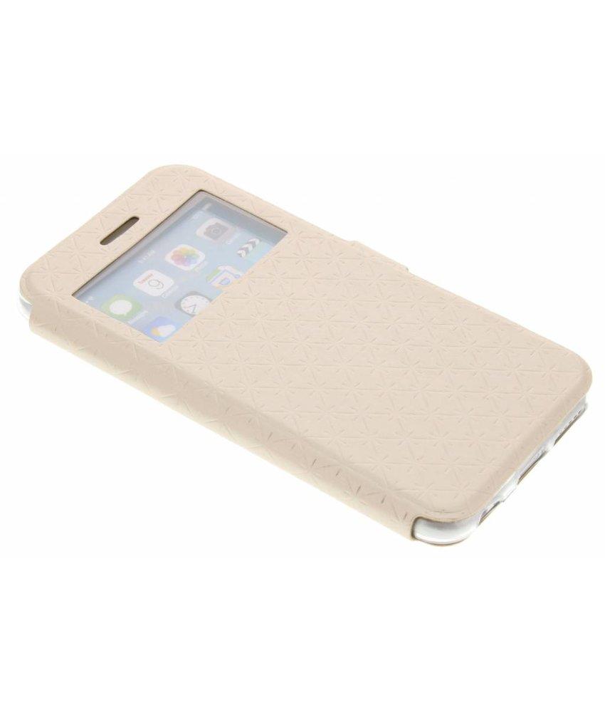 Goud Rhombus hoesje iPhone 6 / 6s