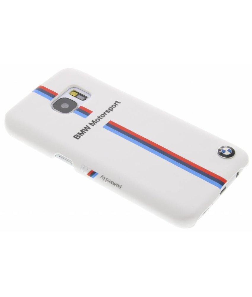 BMW Split Tricolor Hard Case Samsung Galaxy S7