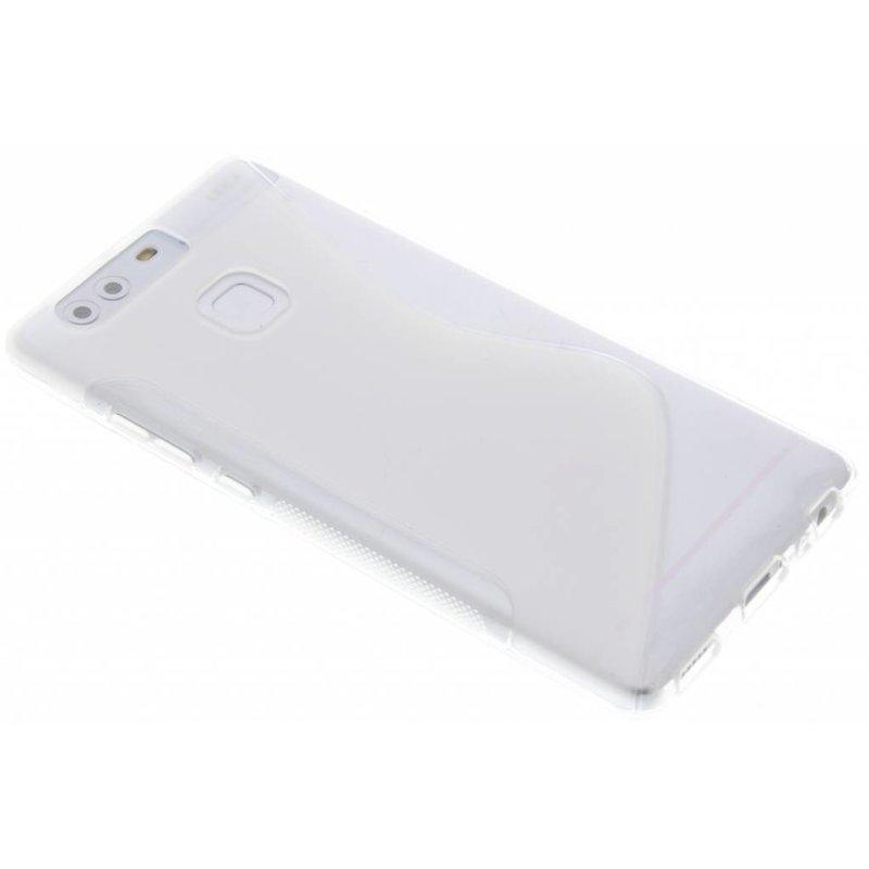 Transparant S-line TPU hoesje Huawei P9