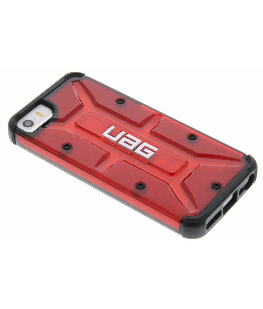 UAG Composite Case iPhone 5 / 5s / SE - Magma Clear