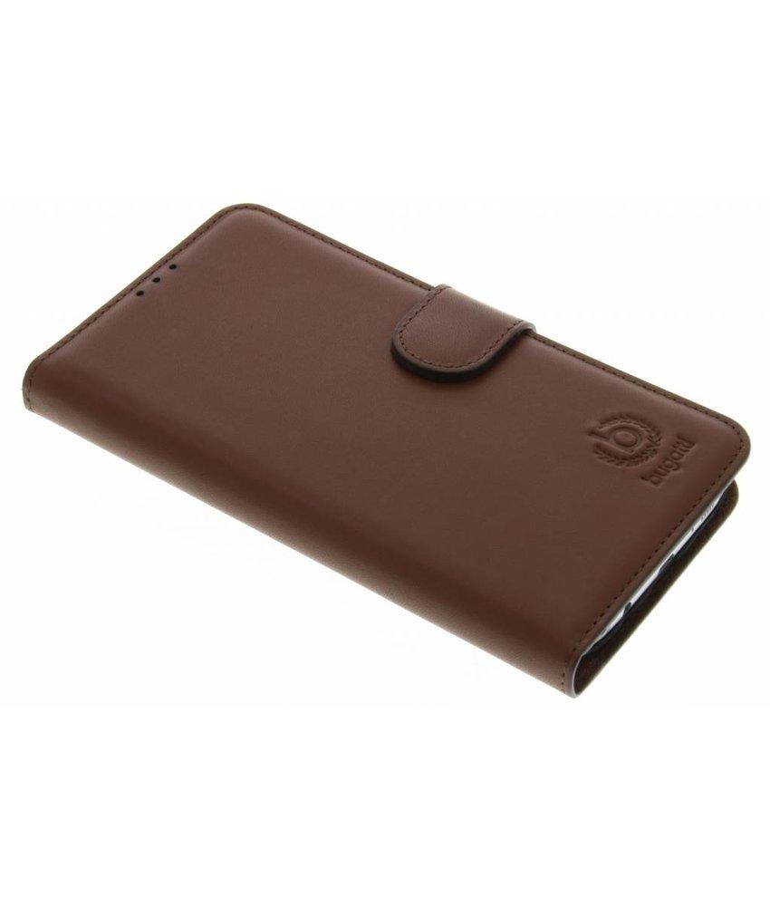 Bugatti Booklet Case Milano Samsung Galaxy S7 Edge - Bruin