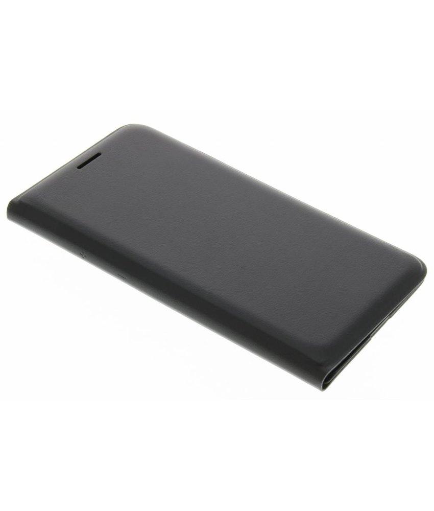 Samsung Originele Flip Wallet Galaxy J1 (2016) - Zwart