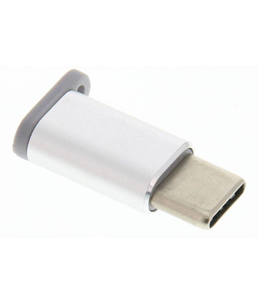 REMAX USB Type-C naar Micro-USB Adapter