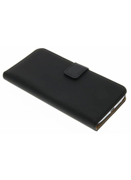 Selencia Luxe Book Case HTC 10 - Zwart