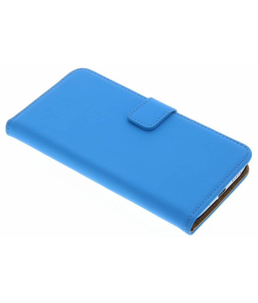 Selencia Luxe Book Case HTC 10 - Blauw