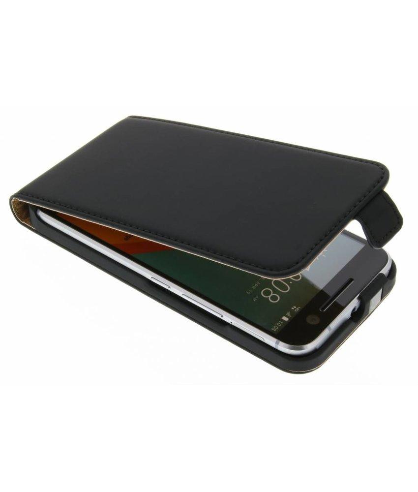 Selencia Luxe Flipcase HTC 10 - Zwart