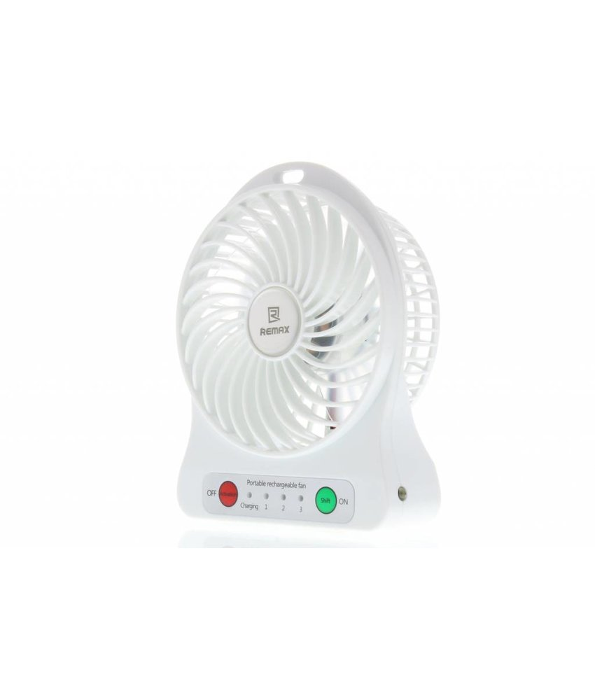 REMAX USB ventilator met LED lampje