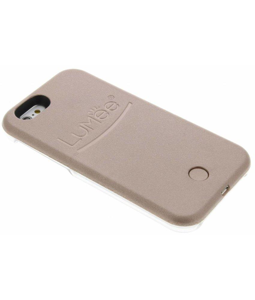 LuMee Lighted Hard Case iPhone 6 / 6s - Rosé Goud