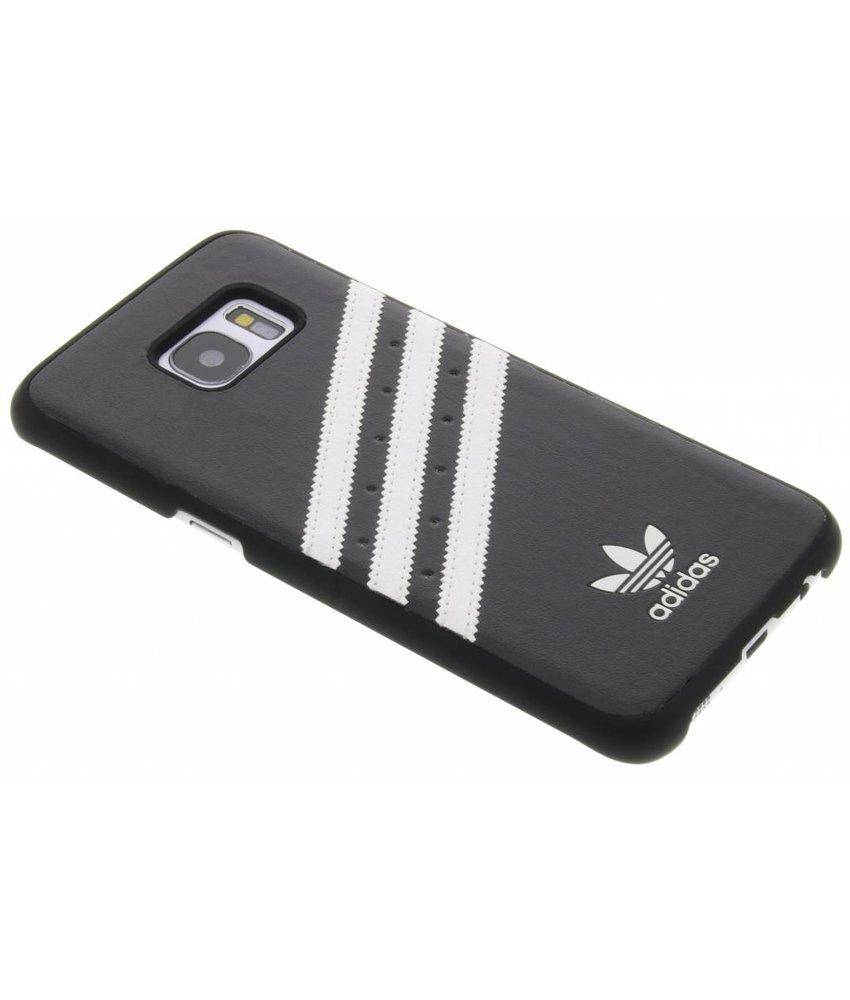 Adidas Basics Moulded Case Samsung Galaxy S7 Edge - Zwart