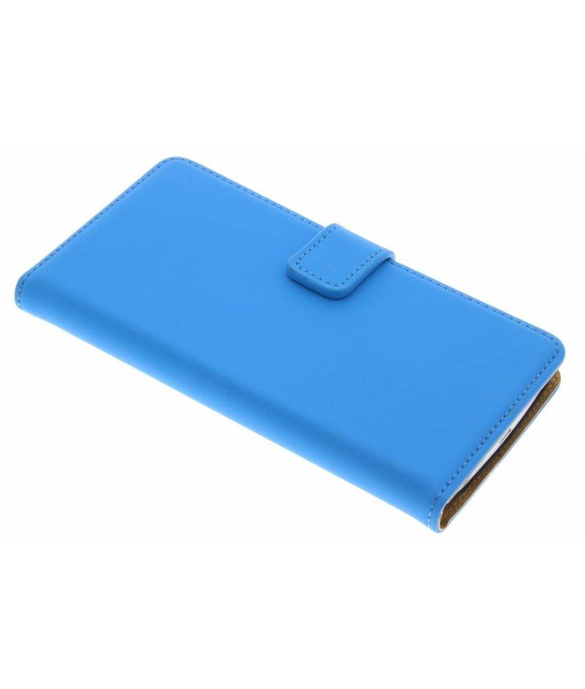 Selencia Luxe Book Case LG G3 - Blauw