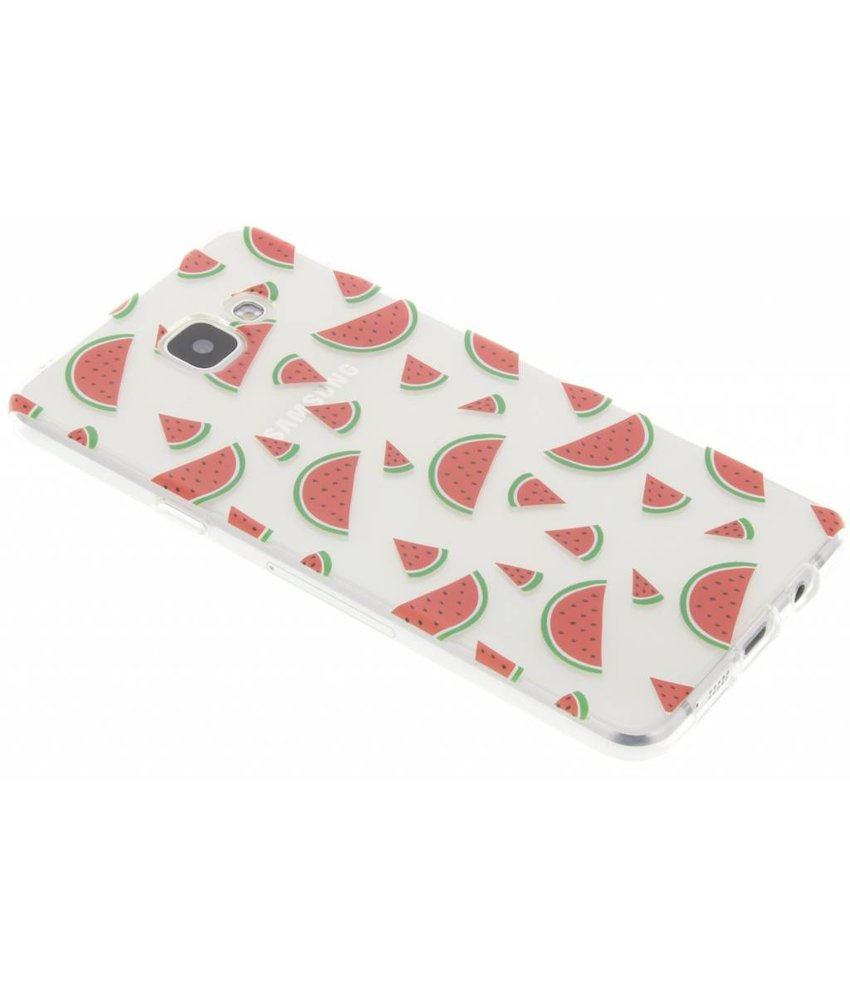 Transparant fruit design TPU hoesje Galaxy A5 (2016)