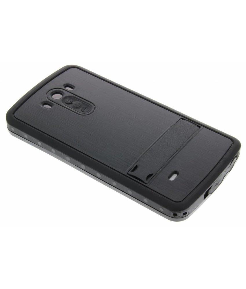 Redpepper Dot Waterproof Case LG G3 - Zwart