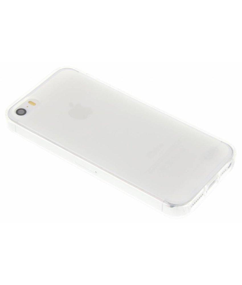 Fonex Pixel TPU Case iPhone 5 / 5s / SE - Transparant