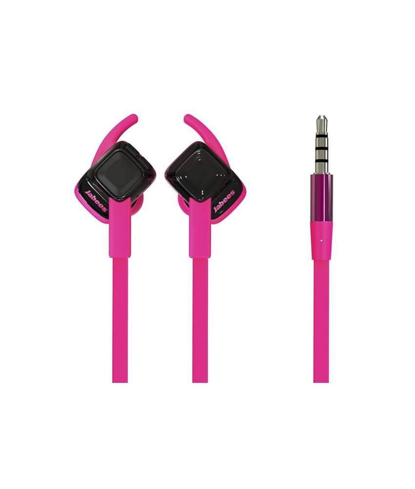 Jabees In-Ear Sports Headphones