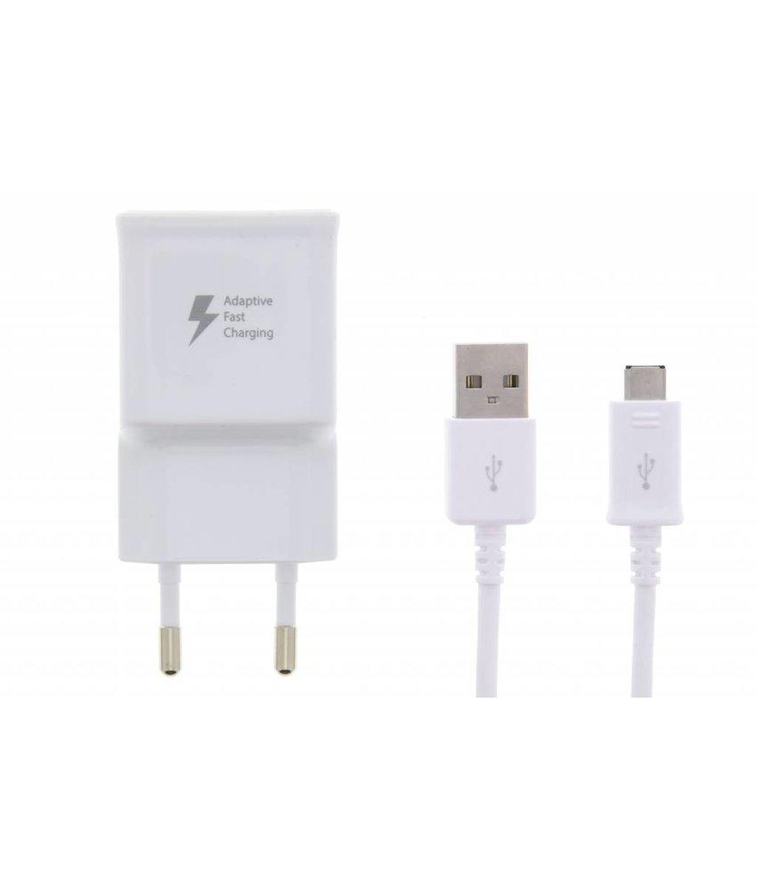 Samsung Fast Charging Adapter 2A + Micro-USB naar USB-kabel