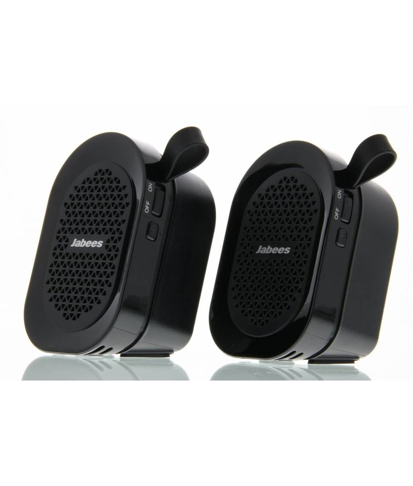 Jabees beatBOX MINI TWS Waterproof Bluetooth Speakers