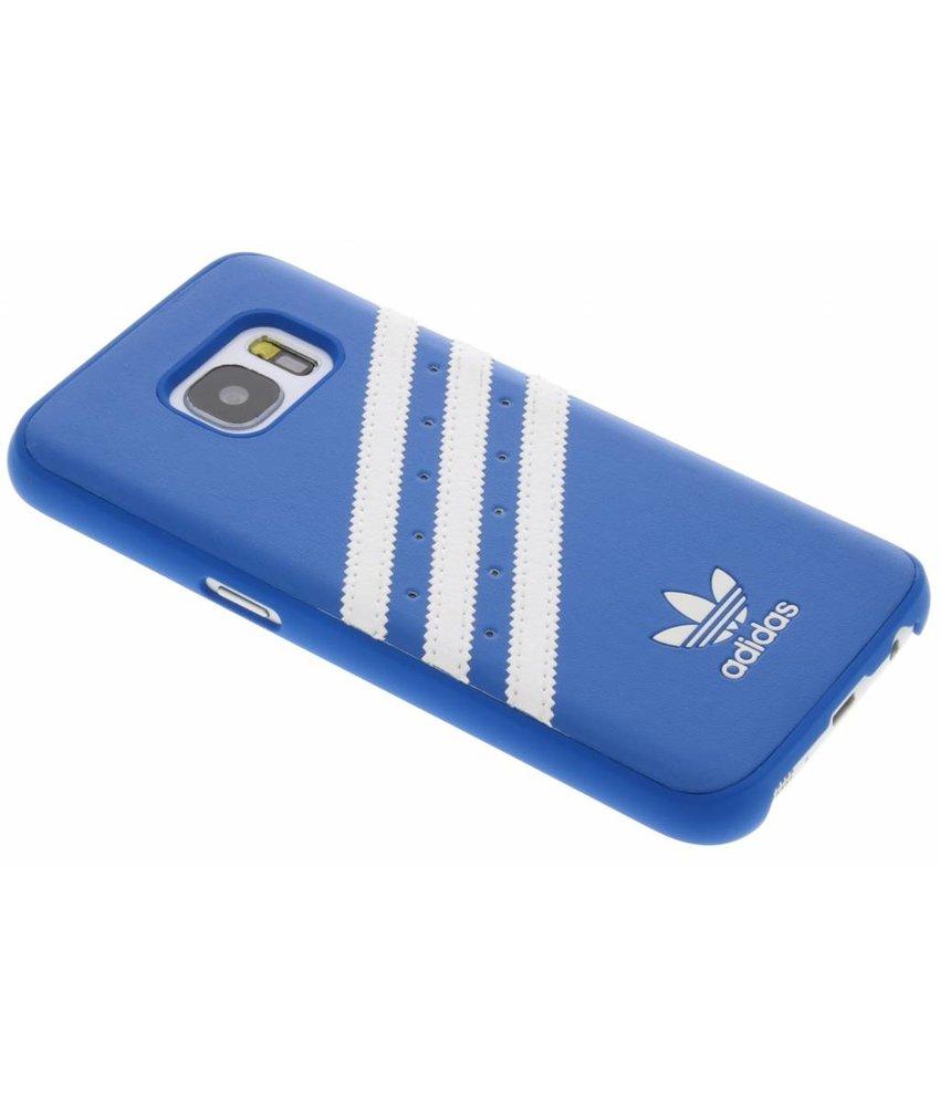 Adidas Basics Moulded Case Samsung Galaxy S7 - Blauw