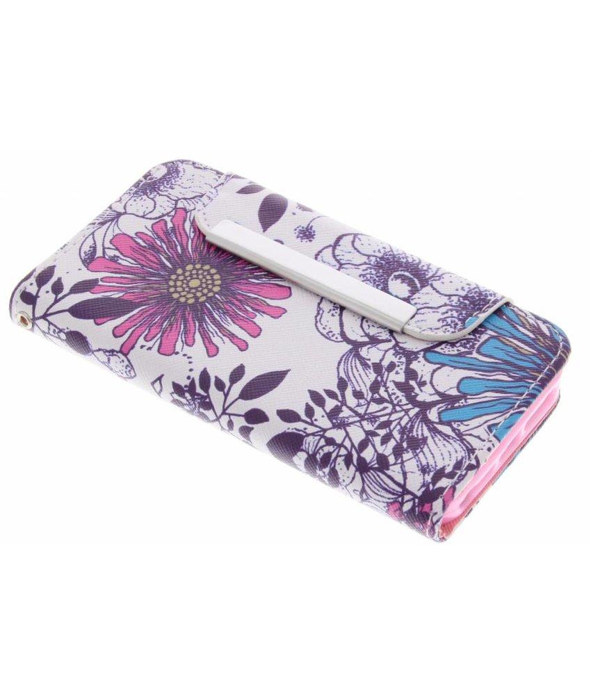 Design TPU Wallet Case iPhone 5 / 5s / SE