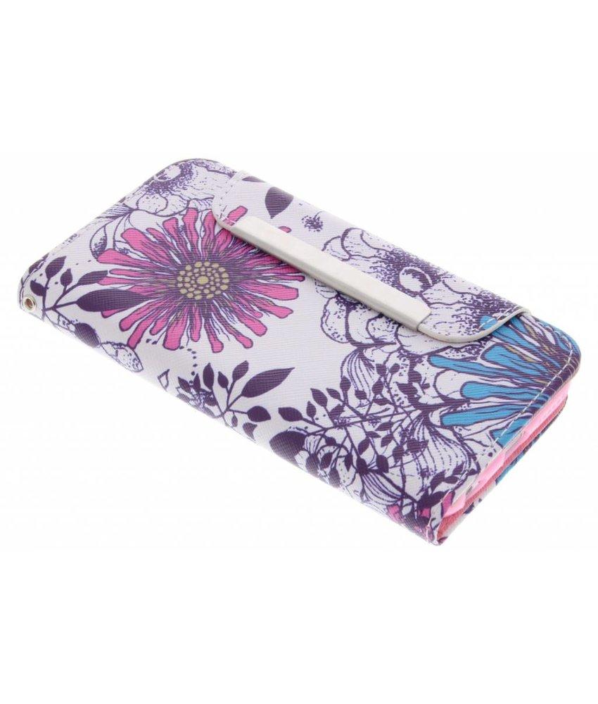 Design TPU Wallet Case iPhone 6 / 6s