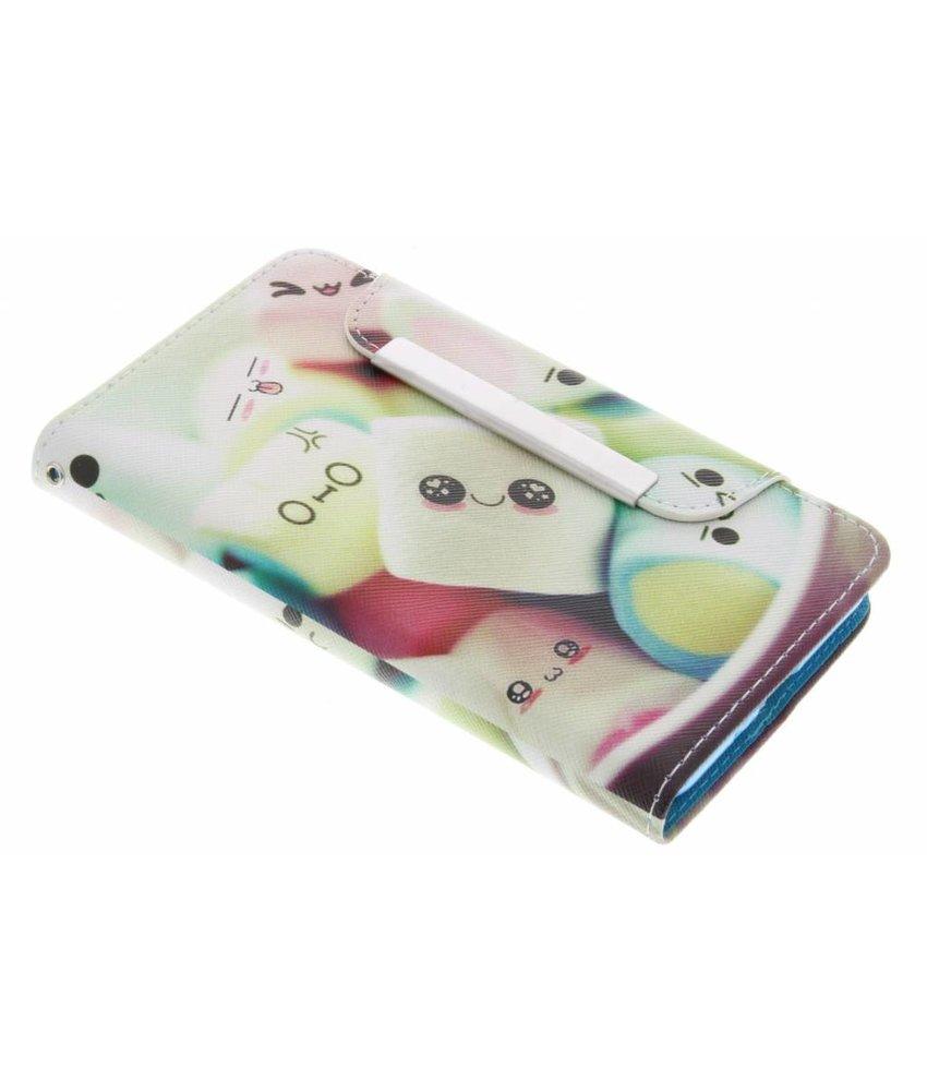 Design TPU Wallet Case Samsung Galaxy Grand Prime
