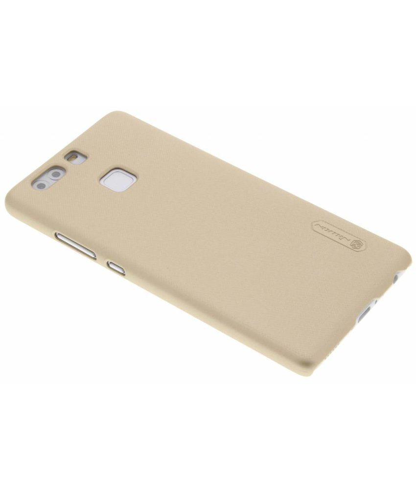 Nillkin Frosted Shield hardcase hoesje Huawei P9 - Goud