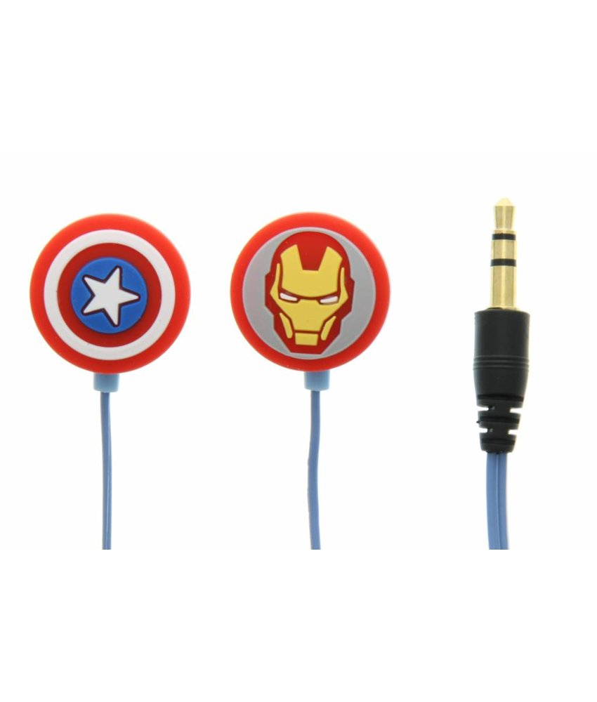 Marvel Avengers In-Ear Earphones