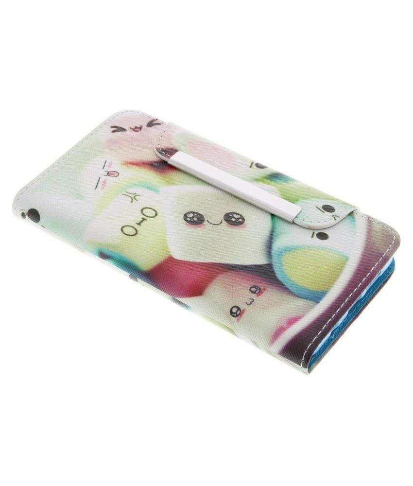 Design TPU Wallet Case Samsung Galaxy A5 (2016)