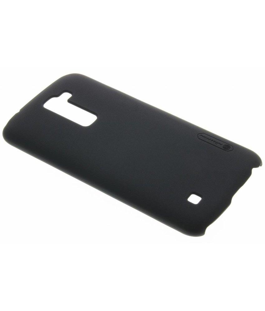 Nillkin Frosted Shield hardcase hoesje LG K10 - Zwart
