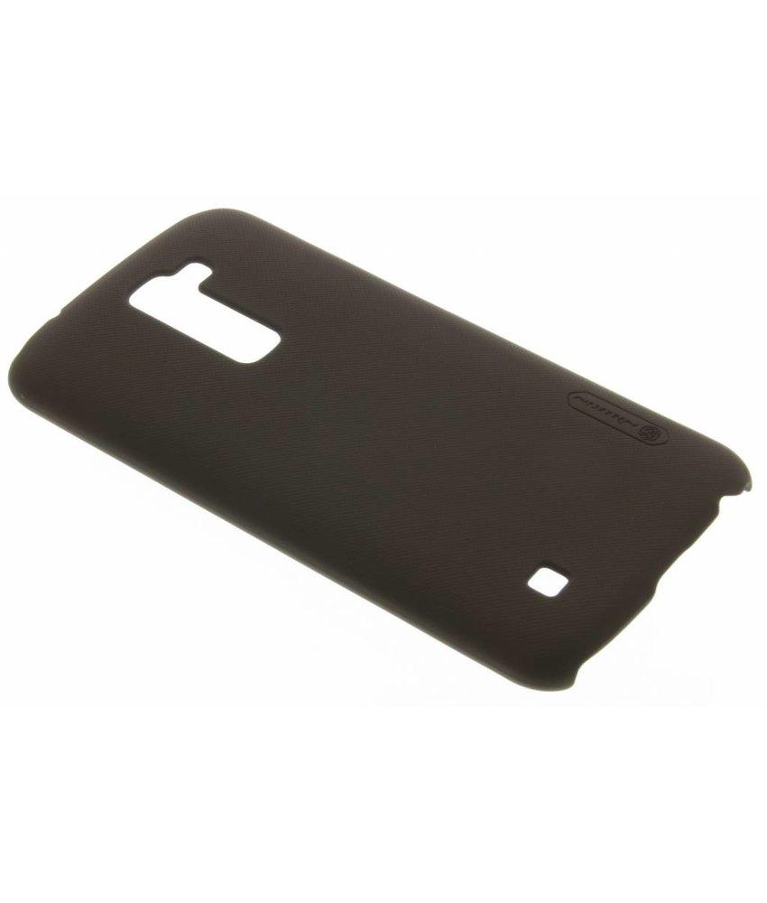 Nillkin Frosted Shield hardcase hoesje LG K10 - Bruin