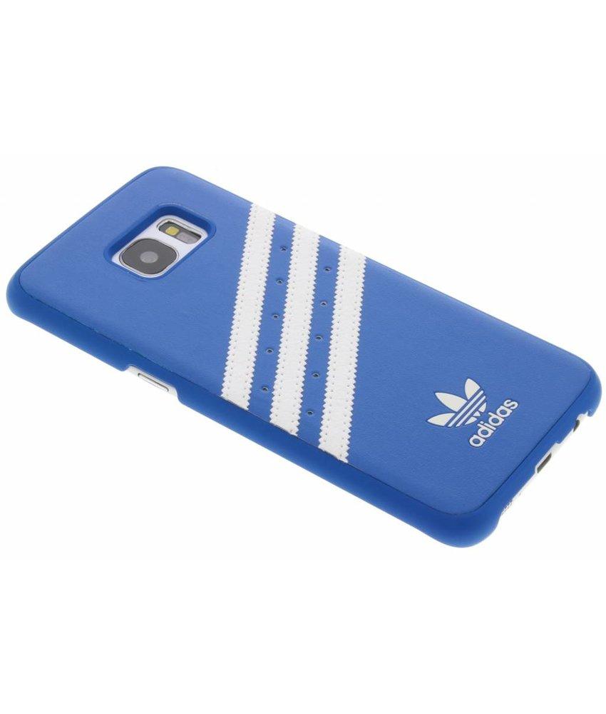 Adidas Basics Moulded Case Samsung Galaxy S7 Edge - Blauw
