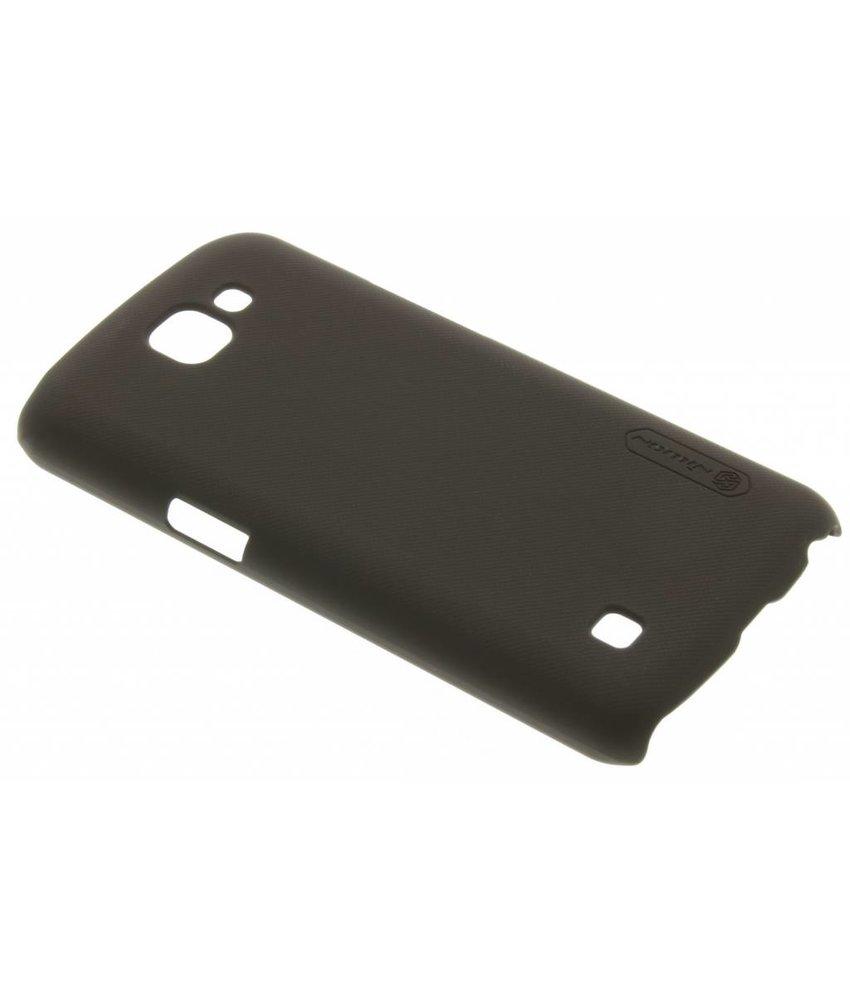 Nillkin Frosted Shield hardcase hoesje LG K4 - Bruin