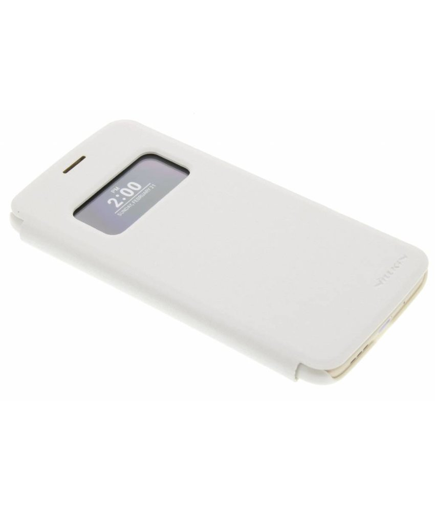 Nillkin Sparkle slim booktype hoes LG G5 (SE) - Wit