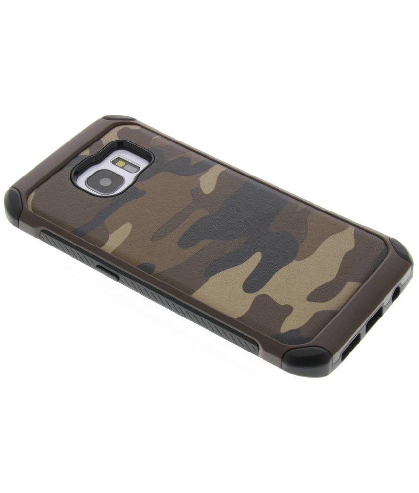 Army defender hardcase hoesje Samsung Galaxy S7 Edge