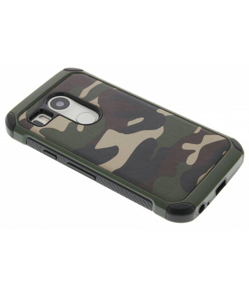 Army defender hardcase hoesje LG Nexus 5X