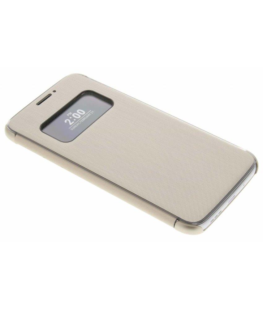LG Quick Cover LG G5 (SE) - Goud