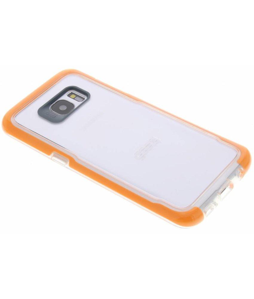 Gear4 D3O IceBox Shock Samsung Galaxy S7 Edge - Oranje