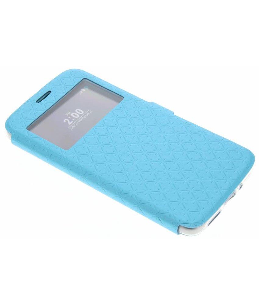 Blauw Rhombus hoesje LG G5 (SE)