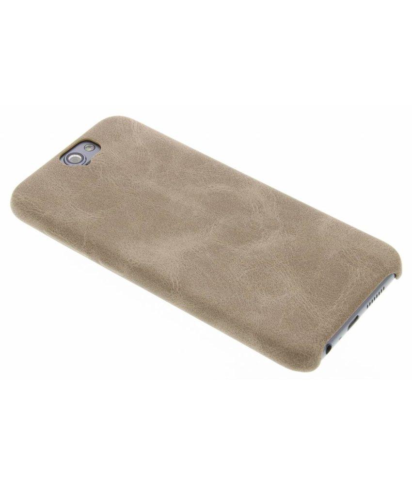Lichbruin TPU Leather case HTC One A9