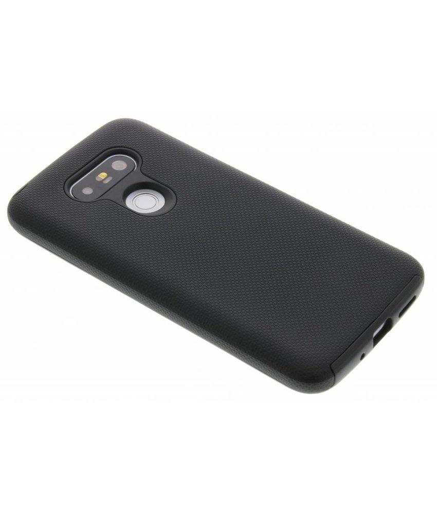 Zwart rugged case LG G5 (SE)