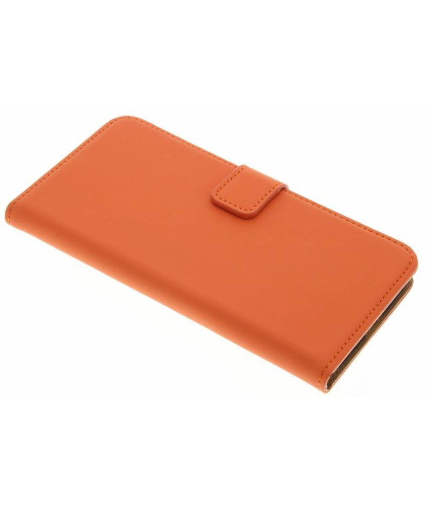 Selencia Luxe Book Case LG G5 (SE) - Oranje